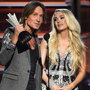 Keith Urban, Carrie Underwood, Academy of Country Music Awards 2018, Show